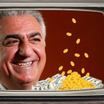 Reza Pahlavi has a new TV show, supposedly funded by MBS and Saudi Arabia