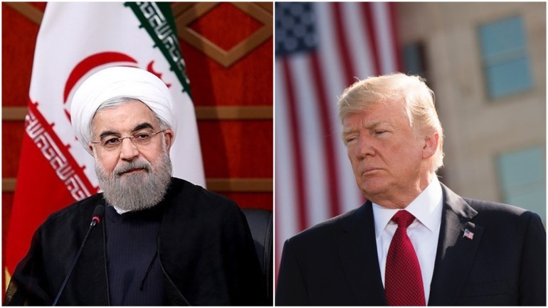 The US is seeking a Trump Rouhani meeting