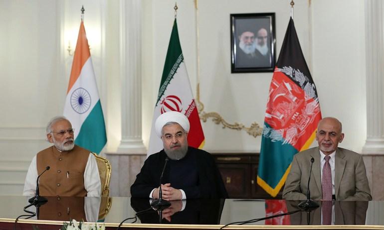 Mideast Iran Afghanistan India