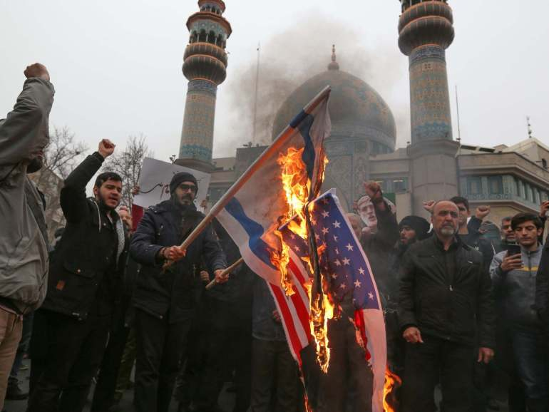 iran-flag-burning