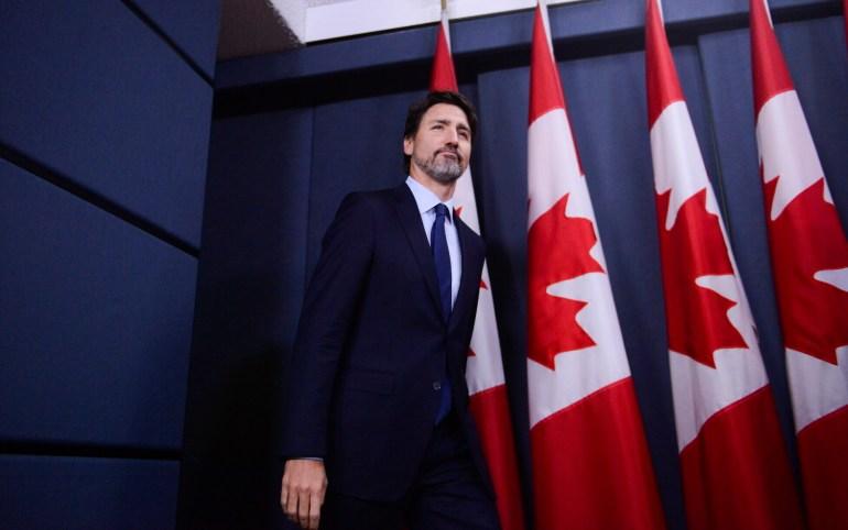 Canada Iran Plane
