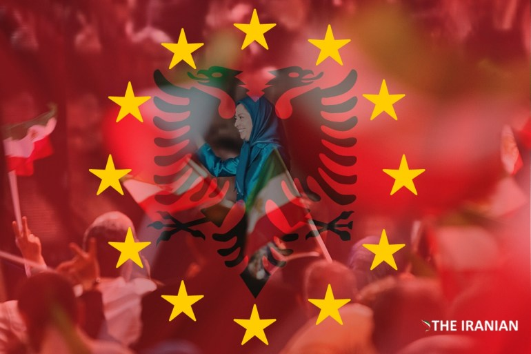 MEK's Maryam Rajavi awaiting Albania's accession to the EU