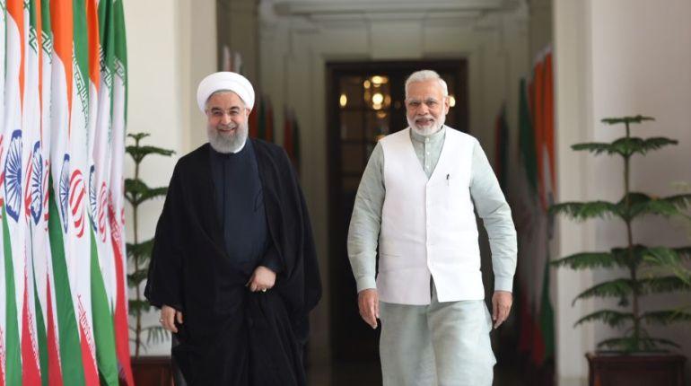 Modi-Rouhani-PIB