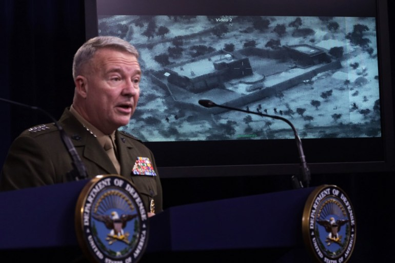 Military And Defense Department Officials Provide Update On Al-Baghdadi Raid