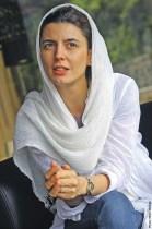 Hatami, Leila - Iranian actress 8 - KVIFF Daily 2012