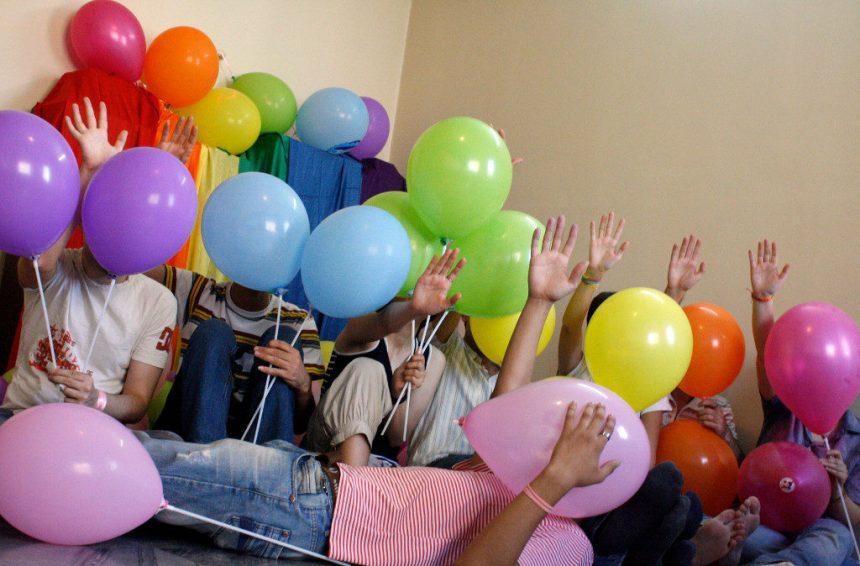 جشن روز ملی اقلیتهای جنسی ایران در سال ۱۳۸۹ در تهران