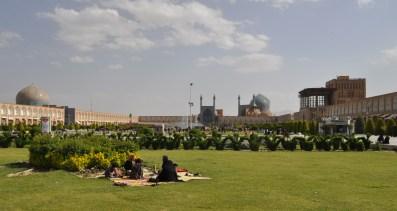 Naghsh-e Jahan - Isfahan