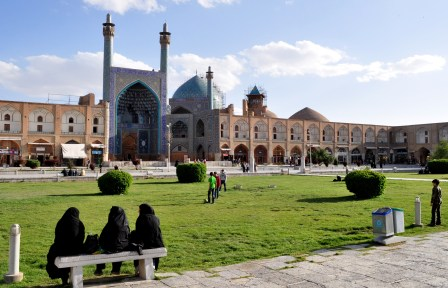 Masjid-e Jam 'e Abbasi - Isfahan