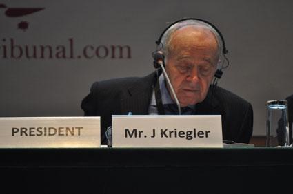 Johann Kriegler (South Africa)