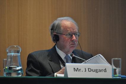 Professor John Dugard (South Africa)