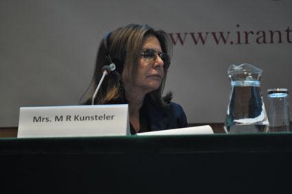 Margaret Ratner Kunstler (US)