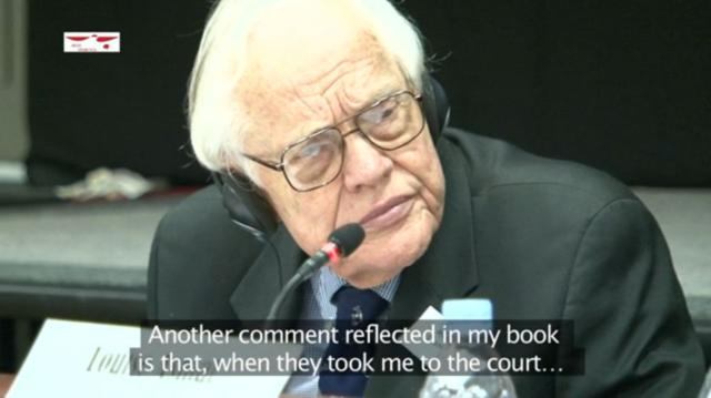 Professor Maurice Copithorn