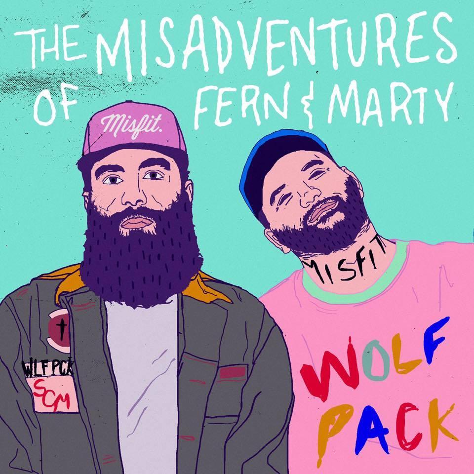 Social Club, Misadventures of Fern&MArty