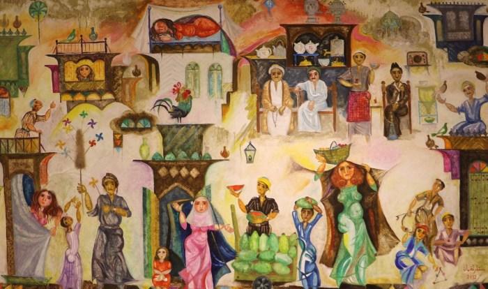 عادات، تقاليد ومعتقدات بغدادية