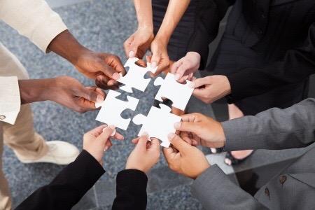 اهمية العمل الجماعي