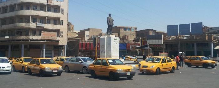 احتفالية المصور العراقي – ساحة معروف الرصافي
