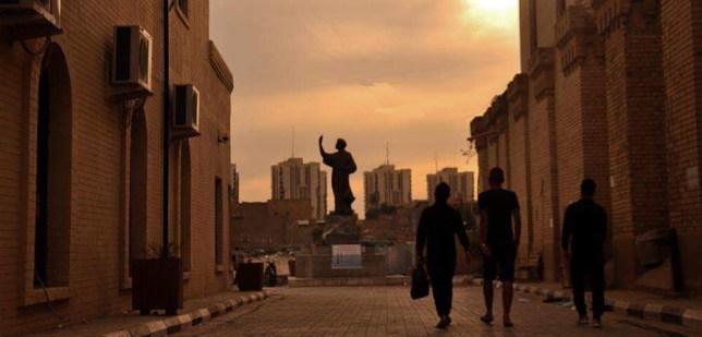 حبيبة القلب… بغداد