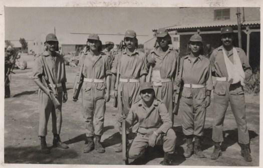 كلية الأحتياط – الدورة الخاصة الدارسـين على نفقة وزارة الدفاع عام 1967