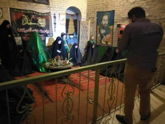 المشهد الحسيني (مشهد عروس القاسم)