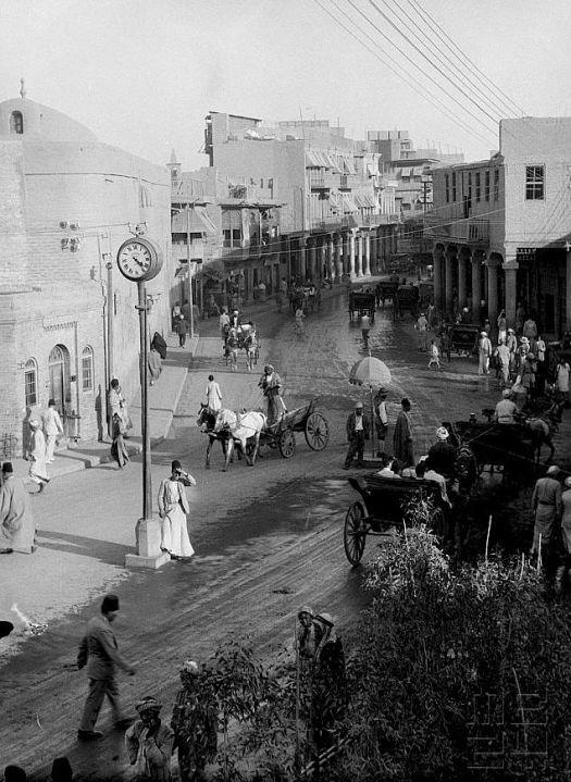 شارع جديد في بغداد (شارع النهر)