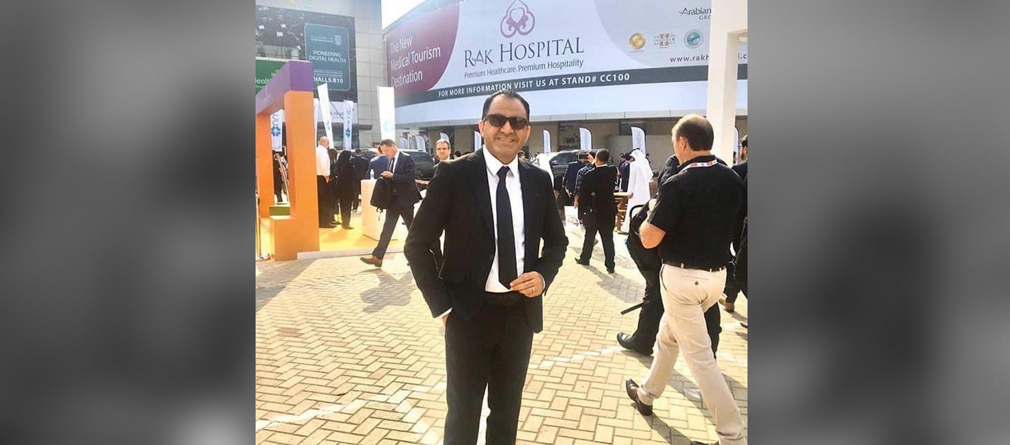 الدكتور حسام اخصائي التخدير