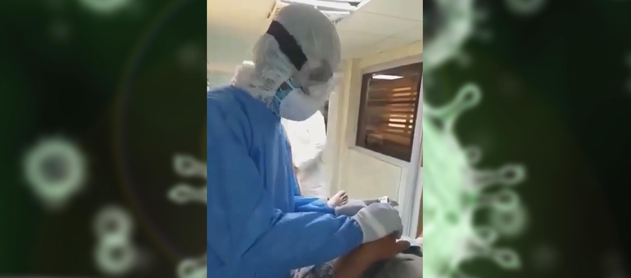 من غرف الأنعاش للمصابين بفيروس الكورونا