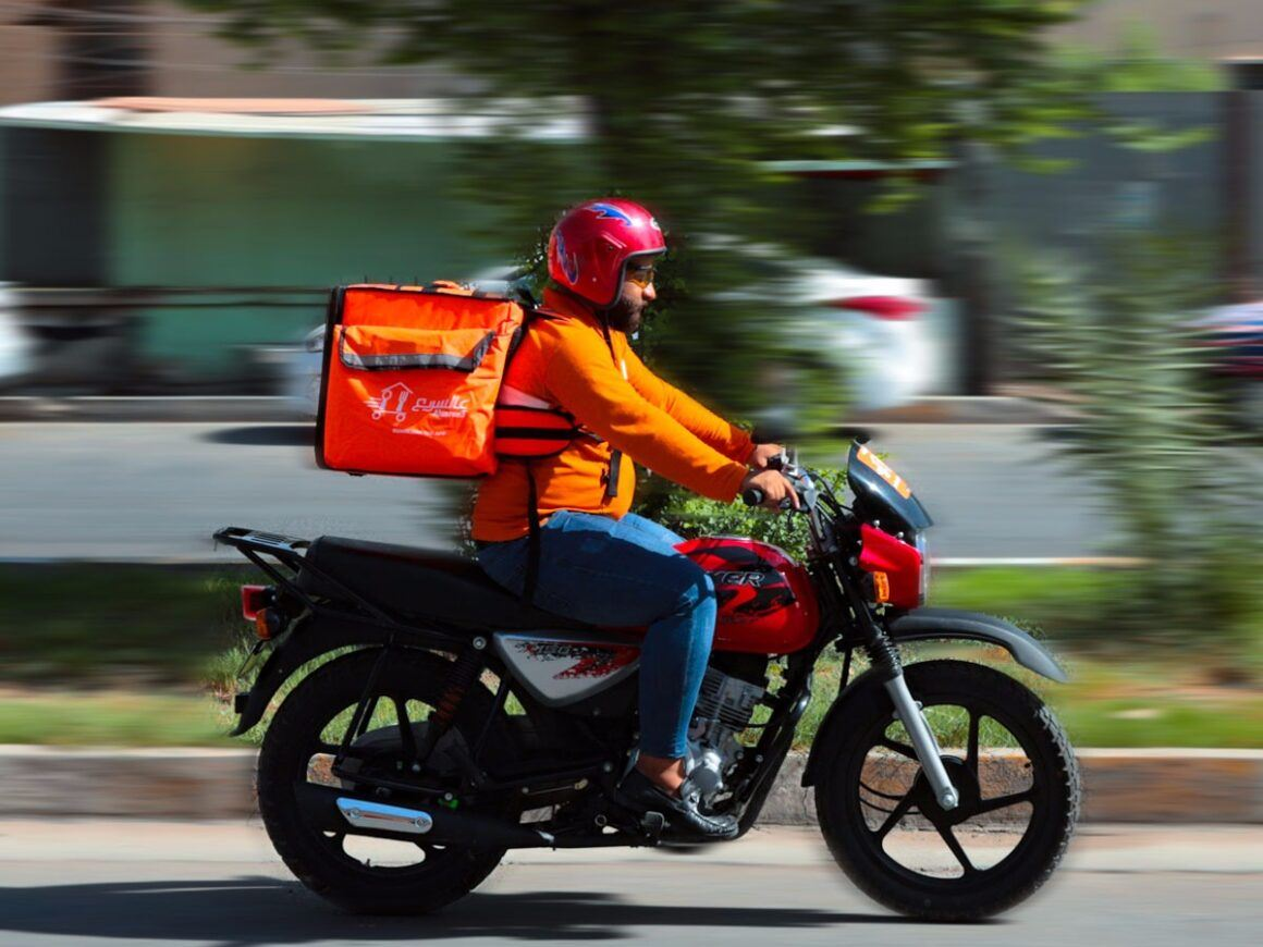 Alsaree3 driver delivery