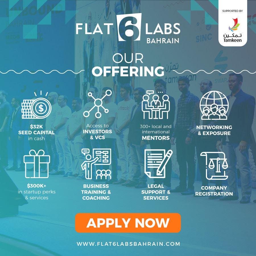 Flat6Labs offerings