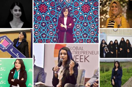 Meet Iraq's Influential Women In Tech