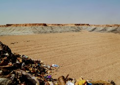 Sample landfill