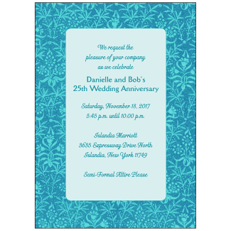 Anniversary Party Invitation
