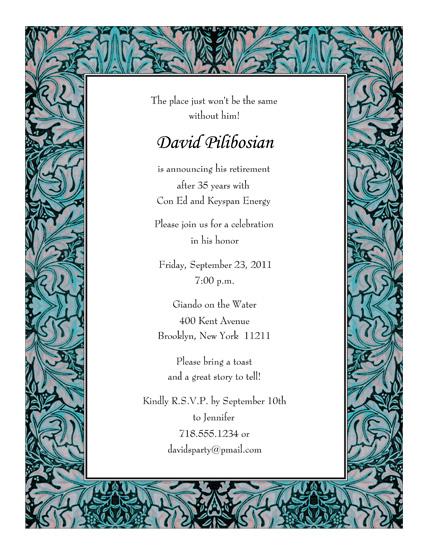 Retirement party invitation rpit 20 ipv studio retirement party invitation template rpit 20 solutioingenieria Images