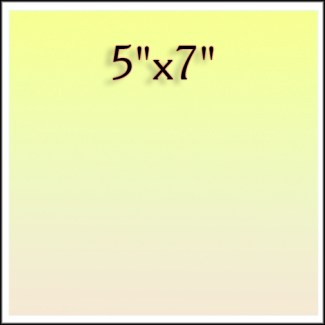 "5""x7"""