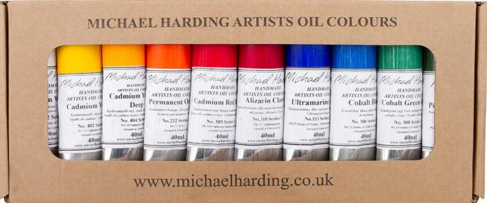 harding oil