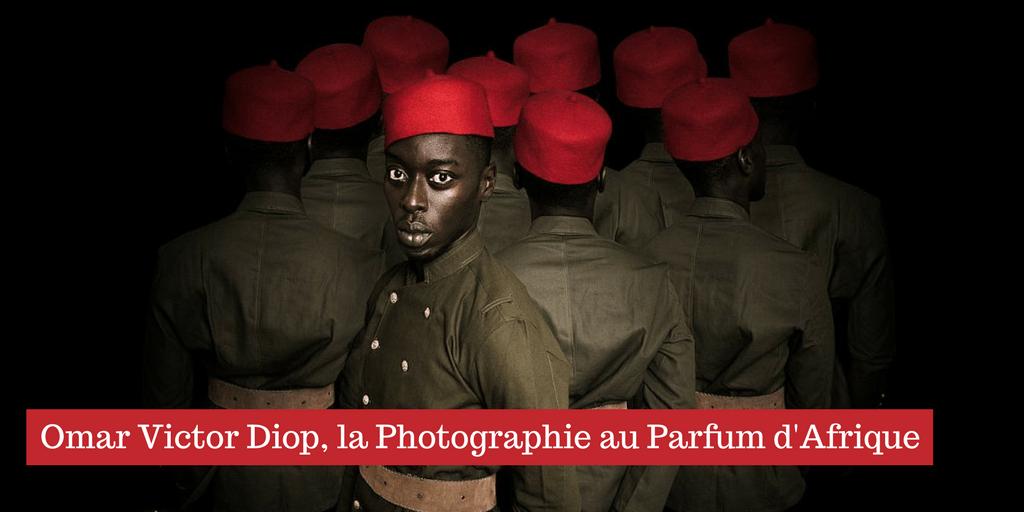 Omar Victor Diop, la Photographie au Parfum d'Afrique