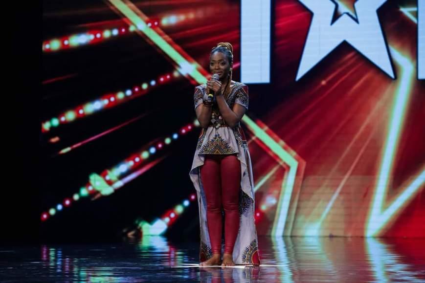 Lydol à l'Afrique a un Incroyable Talent