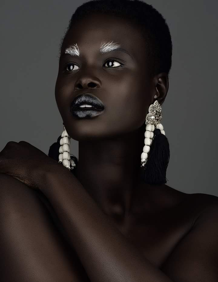 Makeup créatif by Dibawssette