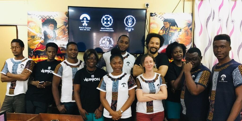 Kiro'o Games: 1 million de $ pour Révolutionner les Jeux Vidéo en Afrique