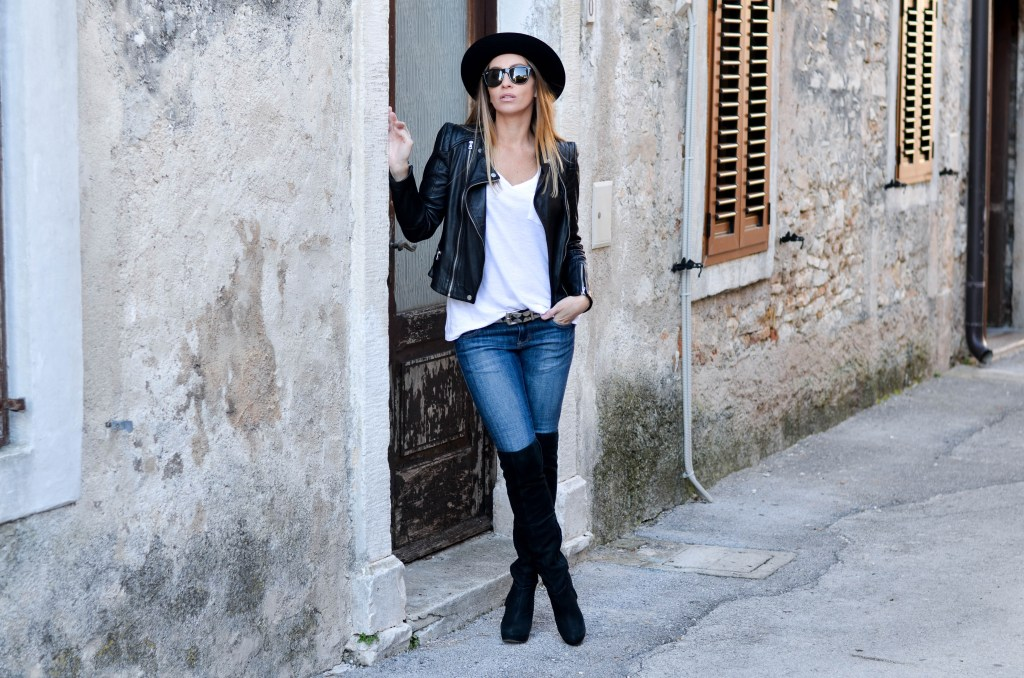 Style of the day - Blue jeans baby