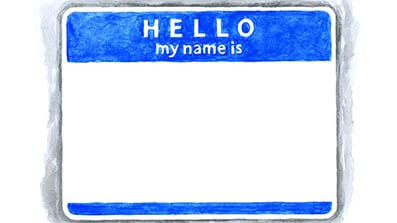 What can I change in my name?