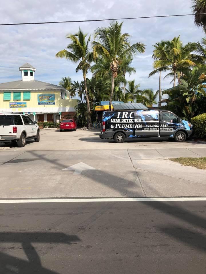 Capt'n Hiram's Pipe Leak Sebastian Florida
