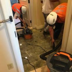IRC Plumbing commercial plumbing job, Vero Beach,
