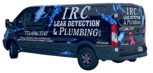 Leak Detection & Plumbing Services Vero Beach Sebastian FL Vehicle