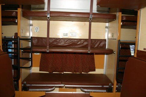 Please Remove side-middle berth immediately from Garib Rath