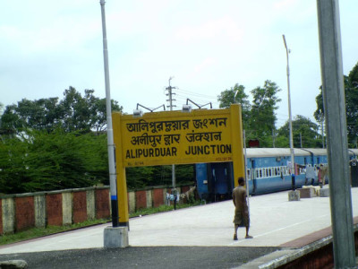 05817 Alipur Duar to Dhubri Tri-Weekly Special Train