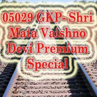 New 05029 Gorakhpur-Shri Vaishno Devi Premium Spl