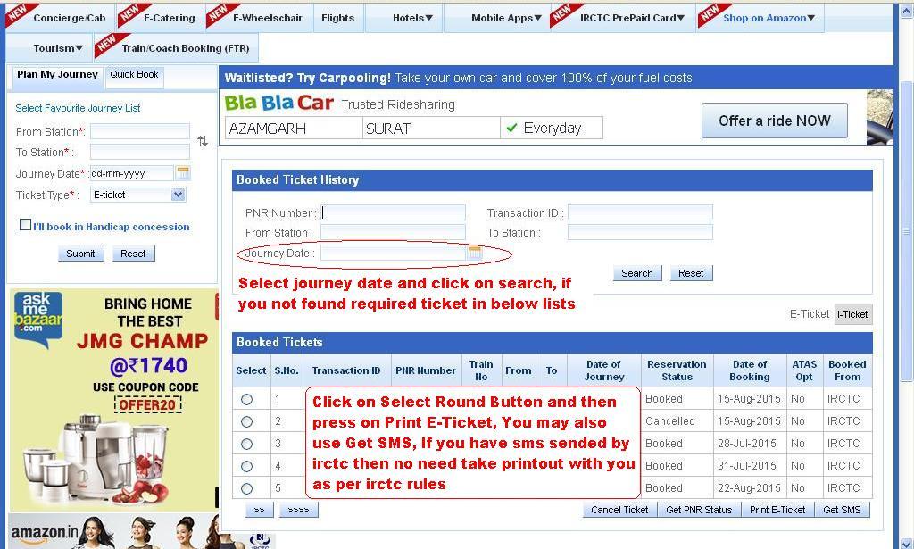 Irctc Ticket Pdf Format