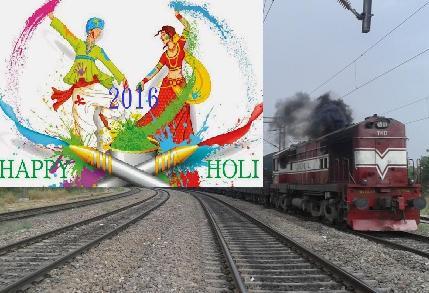 04997 Varanasi to Bhatinda Holiday Special started