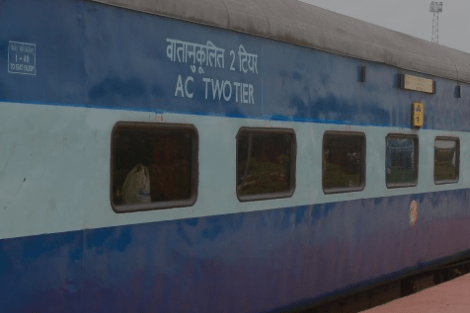 AC Superfast weekly special trains mumbai – Sealdah 02255/56
