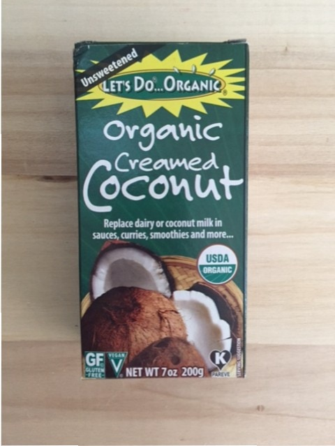 Let's Do Organic...Coconut Milk